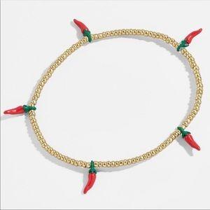 NWT BaubleBar Chili Bracelet